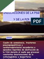 Indicaciones de Psg Pcr