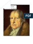 History of Philosophy. Gwf Hegel Presentazione