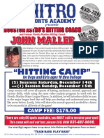 2013 john mallee hitting camp final 1