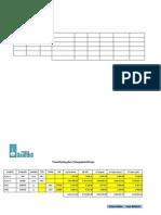 Curso de Cálculos STAB - Planilha Estequiometria