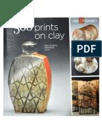 Publicación 500 prints on clay