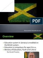 Education in Jamaica