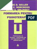 123587496 Formarea Pentru Psihoterapie