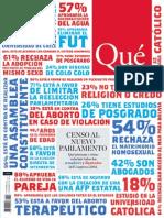 Encuesta Parlamento 2013