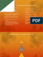 Alchemical Process Spread