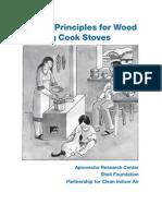 Design Principles for Wood Burning Cook Stoves