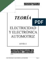 Curso Electricidad y Electrónica Automotriz 2