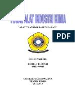 Tugas PDF Aik Ristian Januari Transportasi Padatan-1
