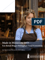 Made in Minnesota 2013