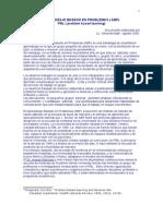 Galli a. Aprendizaje Basado en Problemas (ABP)