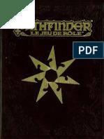 Pathfinder - FR - Manuel Des Joueurs