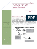 Operations Club Newsletter