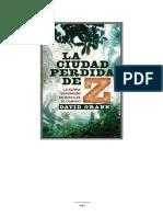 La Ciudad Perdida de Z - David Grann - F