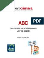 Cartilla El ABC de La Proteccion de Datos Certicamara SA