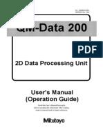 QM-Data 200 Operation Guide A4