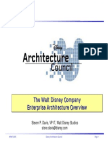 Disney Enterprise Architecture
