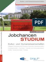 AMS JCS 2013 Kultur Humanwissenschaften