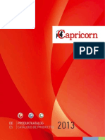 Produktkatalog Capricorn Catalogo de Productos de Es