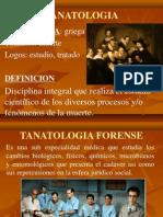 Tanatologia II 2013 Parte 1