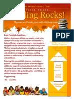 literacy newsletter