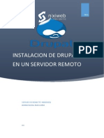 Instalacion Drupal SeverNixiweb JhonnNicollRuizLopez-Post