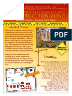 construction zone project