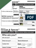 Groups Spaces Mockup