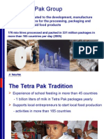 The Tetra Pak Group