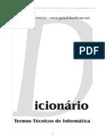 6778 - DICIONÁRIO TÉCNICO DE INFORMÁTICA - CARLOS E. MORIMOTO