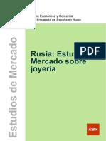 Joyeria en Rusia