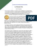 La Monnaie Fiat- A Lire