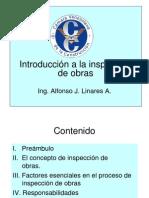 Introduccion a la inspecciòn de obras