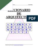 Diccionario Arquitectonico Español-Ingles