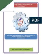 reglamento administrativo operacional acbpr