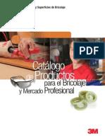 Productos 3M Para El Bricolaje y El Mercado Profesional
