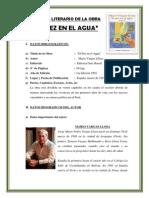 Analisis de La Obra El Pez en El Agua