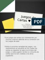 Juegos de Cartas ♥♦♣♠