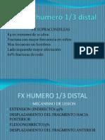 Fx de Humero 1