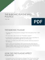 the bubonic plague and politics