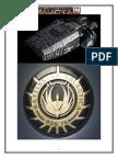 Battlestar Galactica RPG D20 - Fan Made