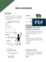 Raz. Mat. - Guía 2 - ANALISIS COMBINATOR