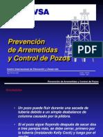 Prevencion de Arremetidas y Control de Pozos
