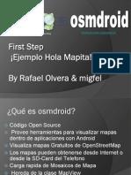 Hola Mapita Osmdroid