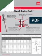 HUCK Autobulb Stainless Steel En
