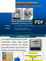 Inst. Electricas Medidores