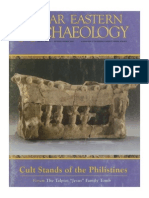 Near East Archaeology Vol 69 No 3-4