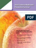 Medicare's Preventive Services