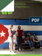 Revista Arquitectura y Urbanismo, 3/ 2013 (cujae)