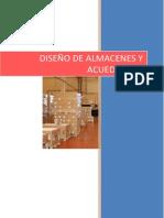 ALMACENES Y ACUEDUCTOS diseño
