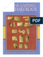 Near East Archaeology Vol 69 No 1